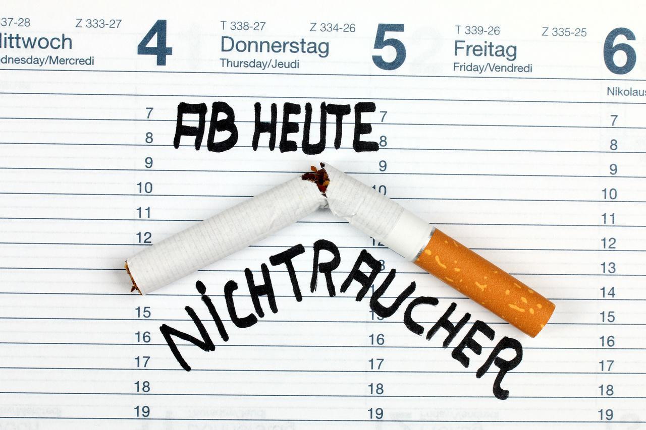 9 Tage rauchfrei - ab wann Nichtraucher? (Rauchen, gesund, Nikotin)